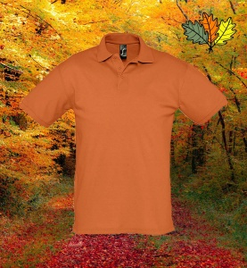 polo-chasseur-orange