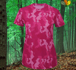 T-Shirt polyester fluo